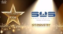 Cisco Award 2020 IOT